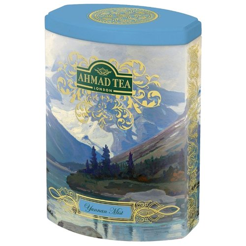 Чай черный Ahmad tea Fine tea collection Yunnan mist, 100 г