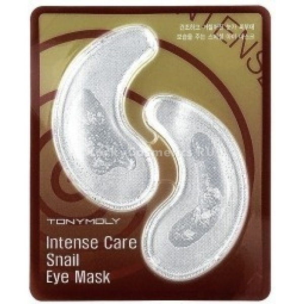 Tony Moly Intense Care Snail Eye Mask
