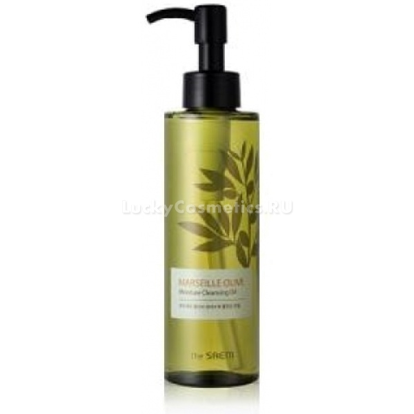 The Saem Marseille Olive Moisture Cleansing Oil
