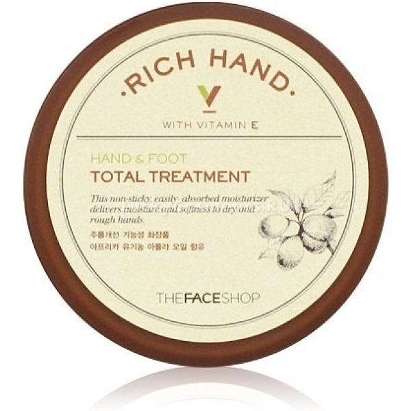 The Face Shop HandandFoot Total Treatment