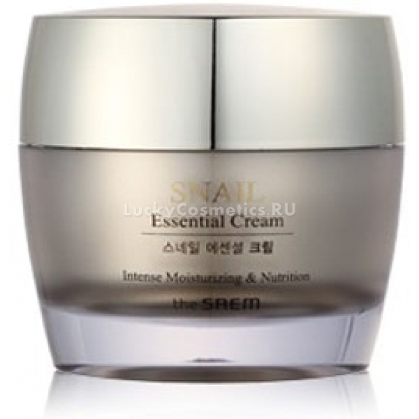 The Saem Snail Essential Cream