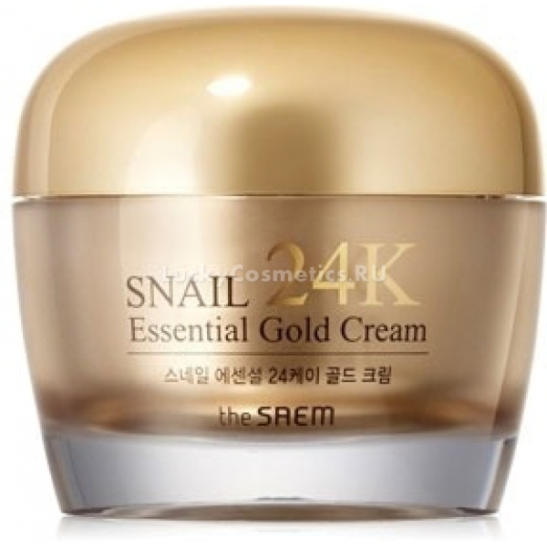 The Saem Snail Essential K Gold Cream