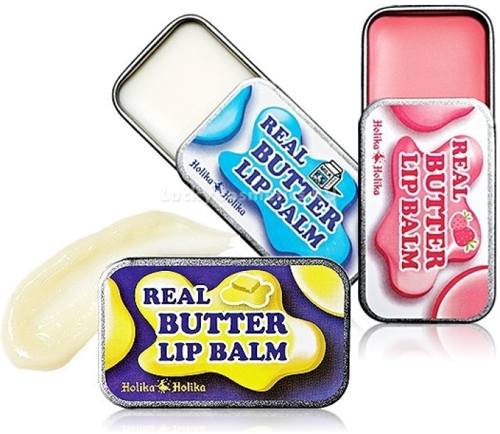 Holika Holika Real Butter Lip Balm  Real Rich Butter