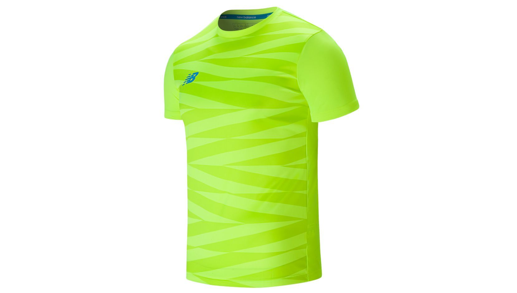 ELITE TECH TRAINING SS GRAPHIC JERSEY