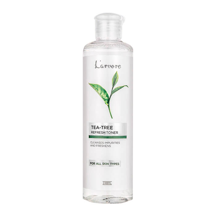 Тонер/Тоник Тонер для лица L'arvore Tea-Tree Refresh Toner