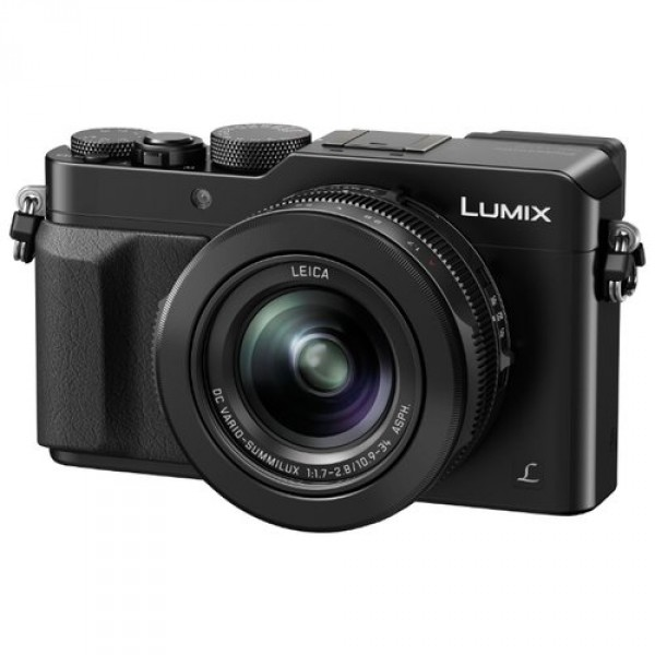 Фотоаппарат Panasonic Lumix DMC-LX100 компактный