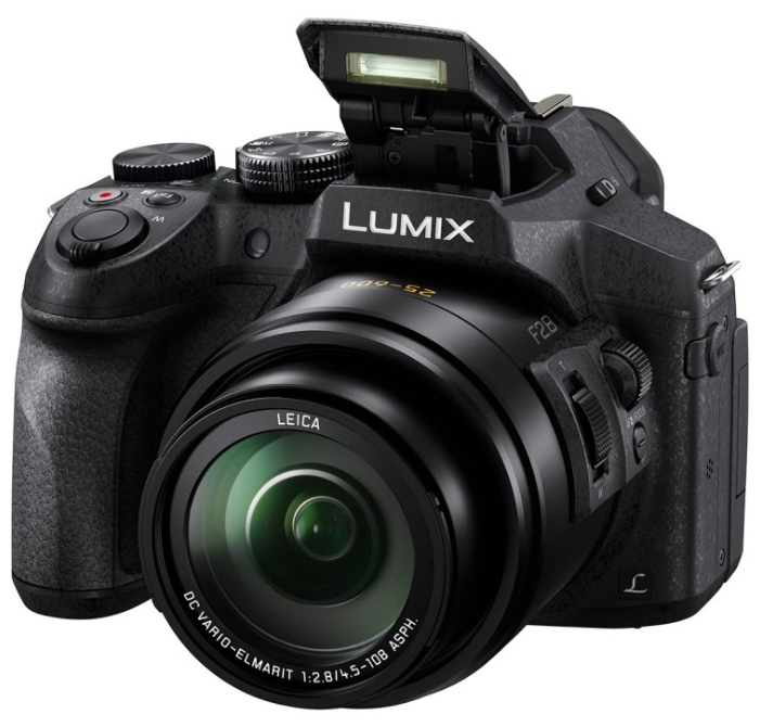 Фотоаппарат Panasonic Lumix DMC-FZ300 компактный