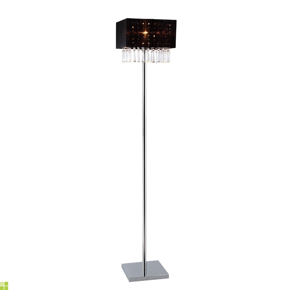 Торшер Arte Lamp BLACK POOL A3850PN-1CC