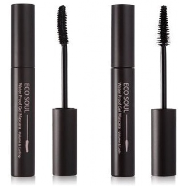 The Saem  Eco soul Water Proof Gel Mascara