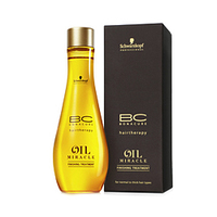 Schwarzkopf BC Bonacure Oil Miracle Oil Finishing Treatment - Масло для нормальных и жестких волос 100 мл