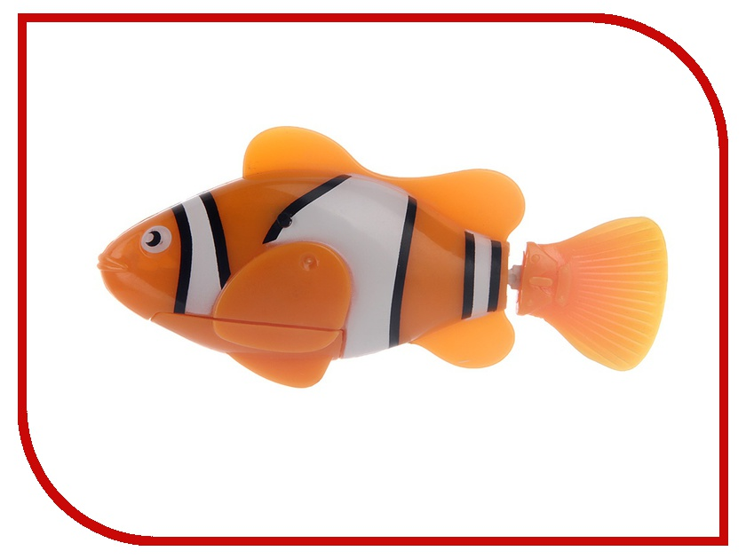 Игрушка Bradex Funny Fish DE 0074 Orange