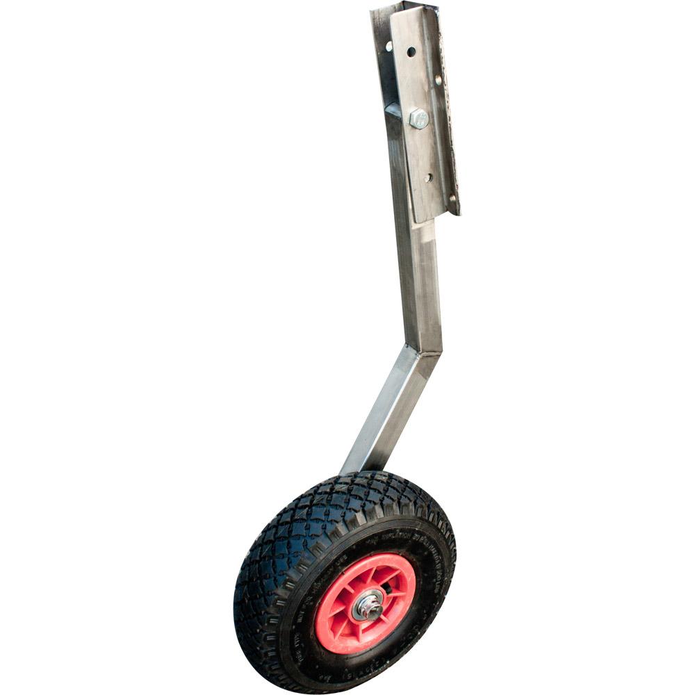 Как сделать транцевые колёса 627