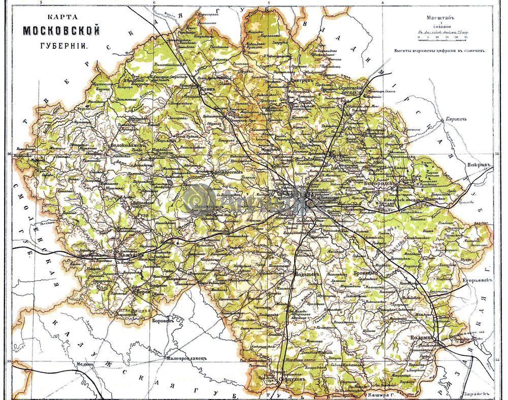 Плей Маркет старые карты москвы и подмосковья (Национальна система платежных