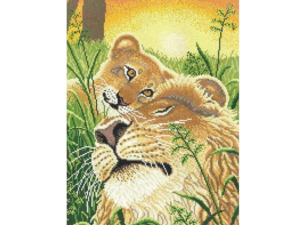 Наборы для вышивания львов