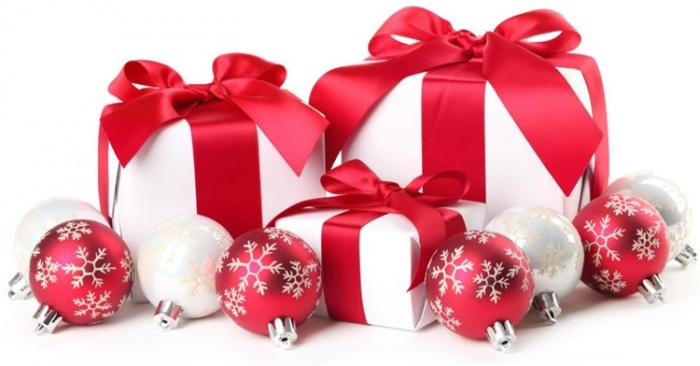 Новогодние подарки какие подарить