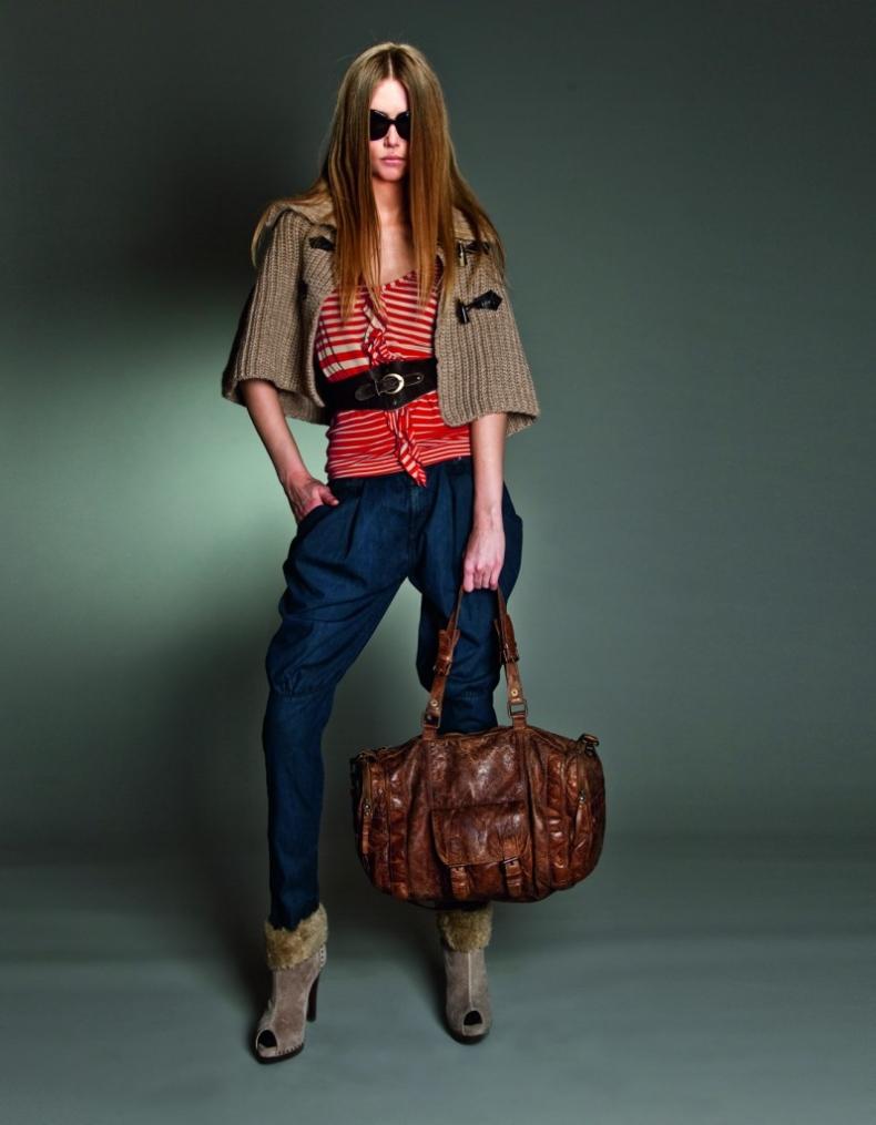 Модные вещи для девушки фото