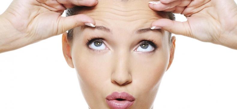 Как избавиться от морщинок вокруг глаз