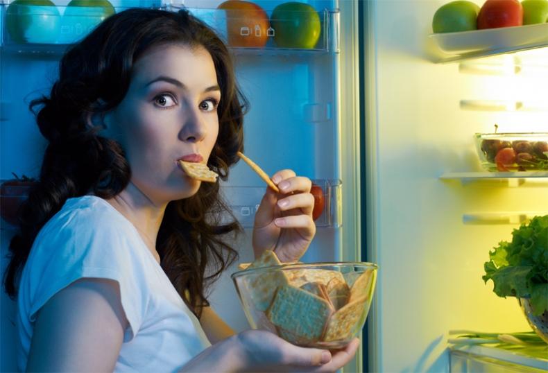 Как не переедать по вечерам