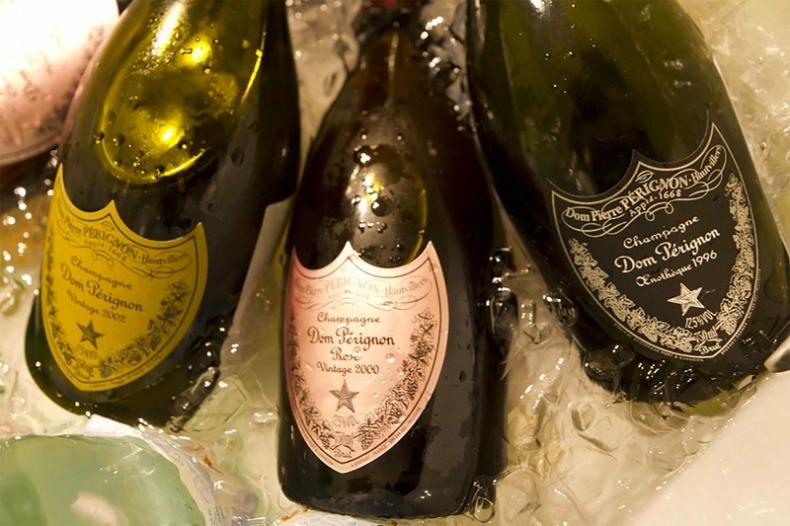 пузырьки в шампанском