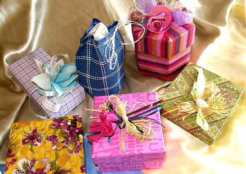 Идеи подарков сделанных своими руками