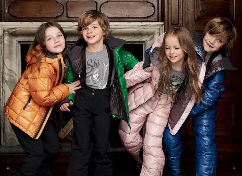 Модные тенденции для детей этой осенью