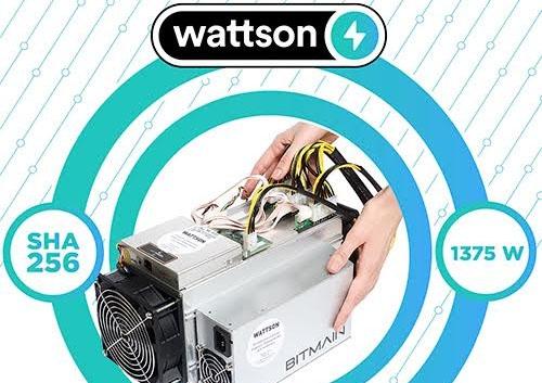 Интернет-магазин Ваттсон