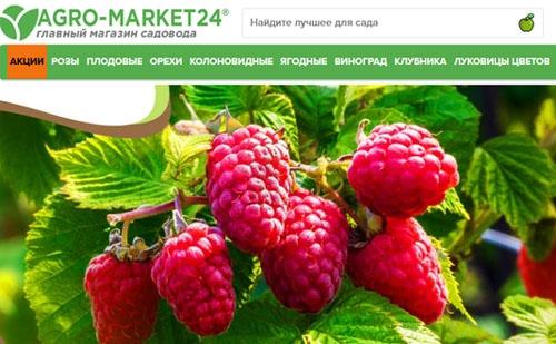 Интернет-магазин Агро Маркет24