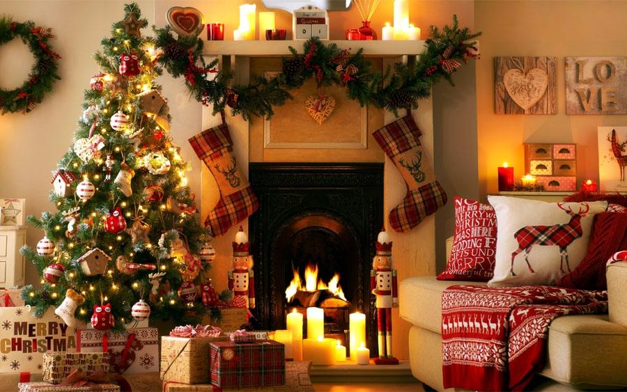 Готовим дом к новогоднему празднику
