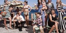 Dolce & Gabbana весна-лето 2013