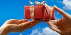 Дарить подарки – одно удовольствие
