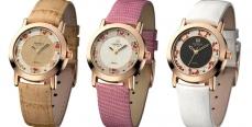 Ника представила коллекцию часов Summer