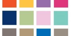 Модные цвета 2014 года