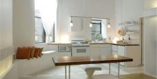 Как зрительно увеличить пространство маленькой кухни
