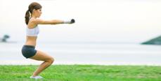 Как похудеть с помощью всего одного упражнения