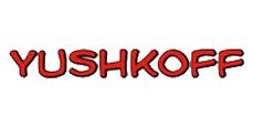 Логотип Yushkoff