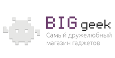 Логотип BigGeek