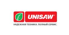 Логотип Unisaw