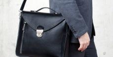 Отличный предмет мужского гардероба - портфель из кожи