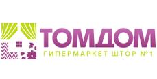 Логотип Томдом