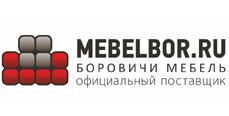 Логотип Мебельбор