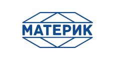 Логотип Материк