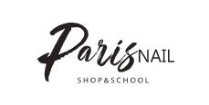 Логотип ParisNail