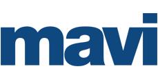 Логотип Mavi