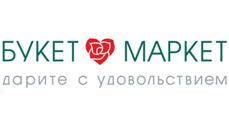 Логотип Букет Маркет