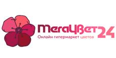 Логотип Мегацвет24