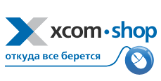 Логотип Xcom-Shop