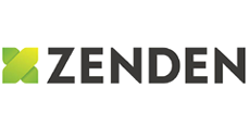 Логотип Зенден