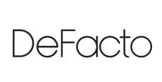Логотип DeFacto