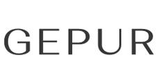 Логотип Gepur