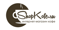 Логотип ShopKofe